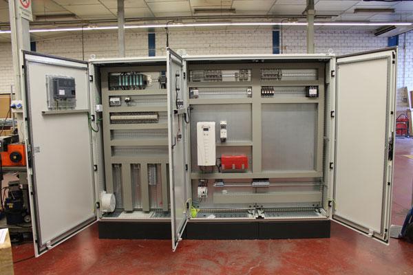 fabricación de cuadros eléctricos de control