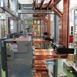fabricación de cuadros de distribución