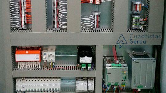 ingeniería y fabricación de cuadros eléctricos