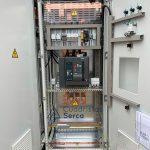 fabricación de un cuadro eléctrico para dar servicio HVAC